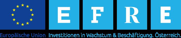 Logo – Europäische Union, Investitionen in Wachstum & Beschäftigung. Österreich.